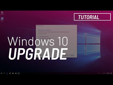 Windows 10 November 2019 Update, 1909: Upgrade tutorial, Media Creation Tool (Not yet available) thumbnail