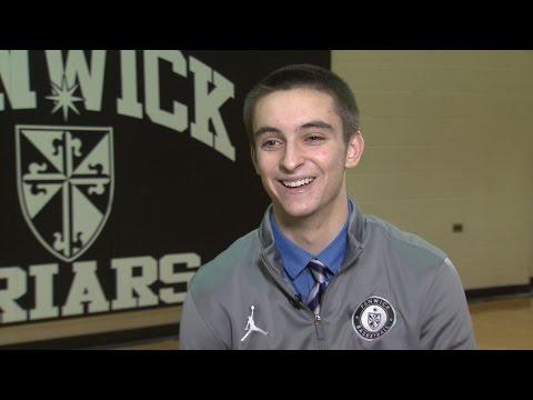 Xfinity Prep Profile: Mike Ballard, Fenwick High School