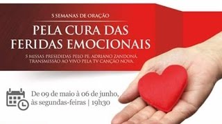 Superar o MEDO e a ANGÚSTIA - Padre Adriano Zandoná
