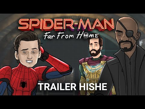 Spider-Man Far From Home Trailer HISHE (ENDGAME SPOILERS)
