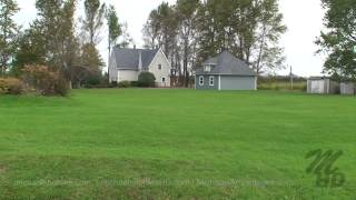 Birch Hill Waterfront For Sale 39.5 Acres Treed Oceanfront Prince Edward Island Canada Beach Pei