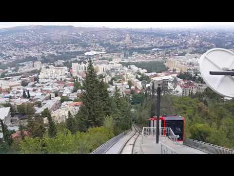 Tbilisi - Mtatsminda Park