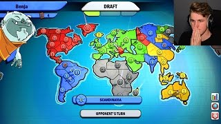 YOU WONT BELIEVE THE ENDING! (RISK FACTIONS)