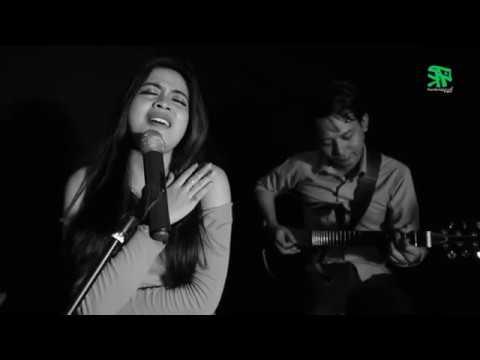 HARUSNYA AKU ~ Cover By XENA XENITA Ft Om Mbalelos [dangdut Akustik]