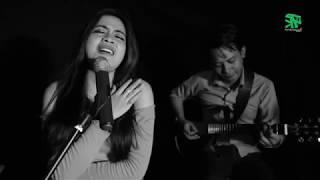 Gambar cover HARUSNYA AKU ~ Cover By XENA XENITA ft Om Mbalelos [dangdut akustik]