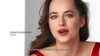 Dakota Johnson - Outerwear Actress, Underwear Intimissimi - Youtube