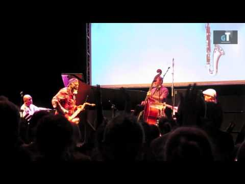 Pharoah Sanders Quartet @ The Summer Jazz Academy Lodz Poland 14 07 2016 Final