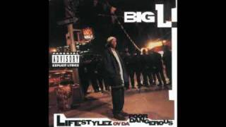 Watch Big L All Black video