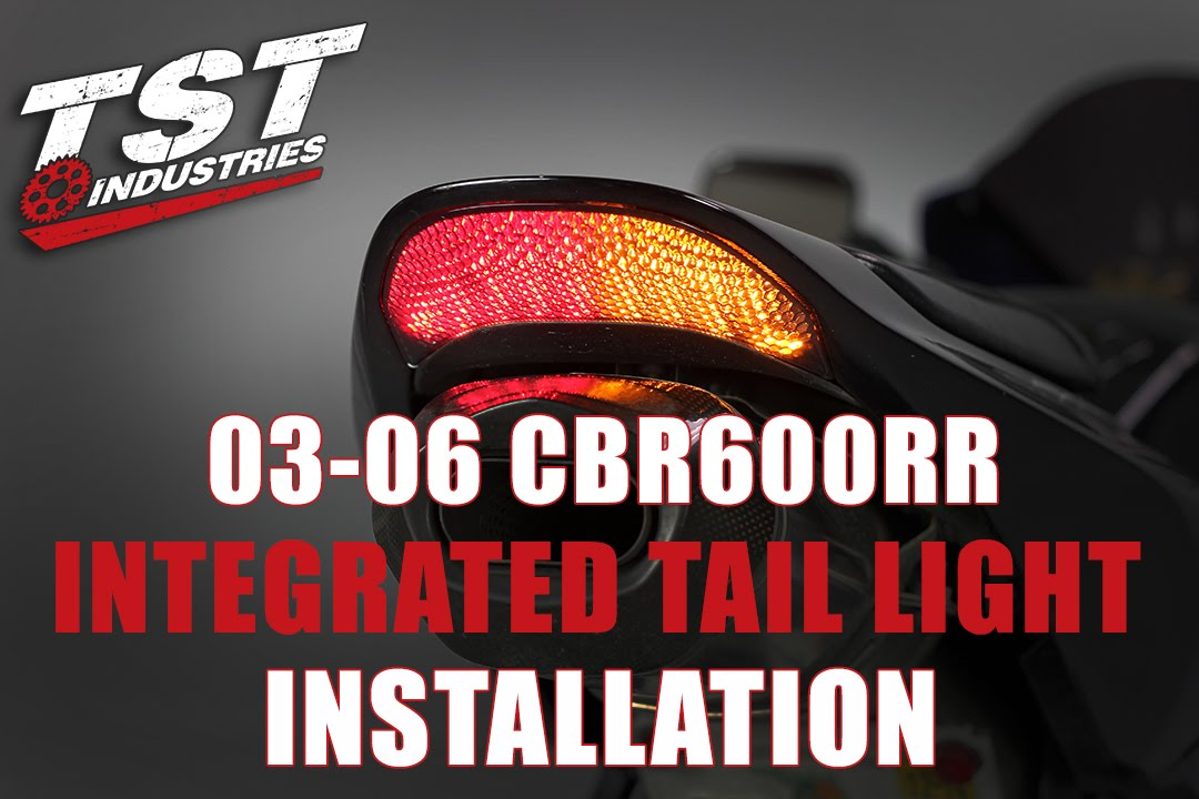 maxresdefault how to install integrated taillight with signals on 2003 2006  at gsmportal.co