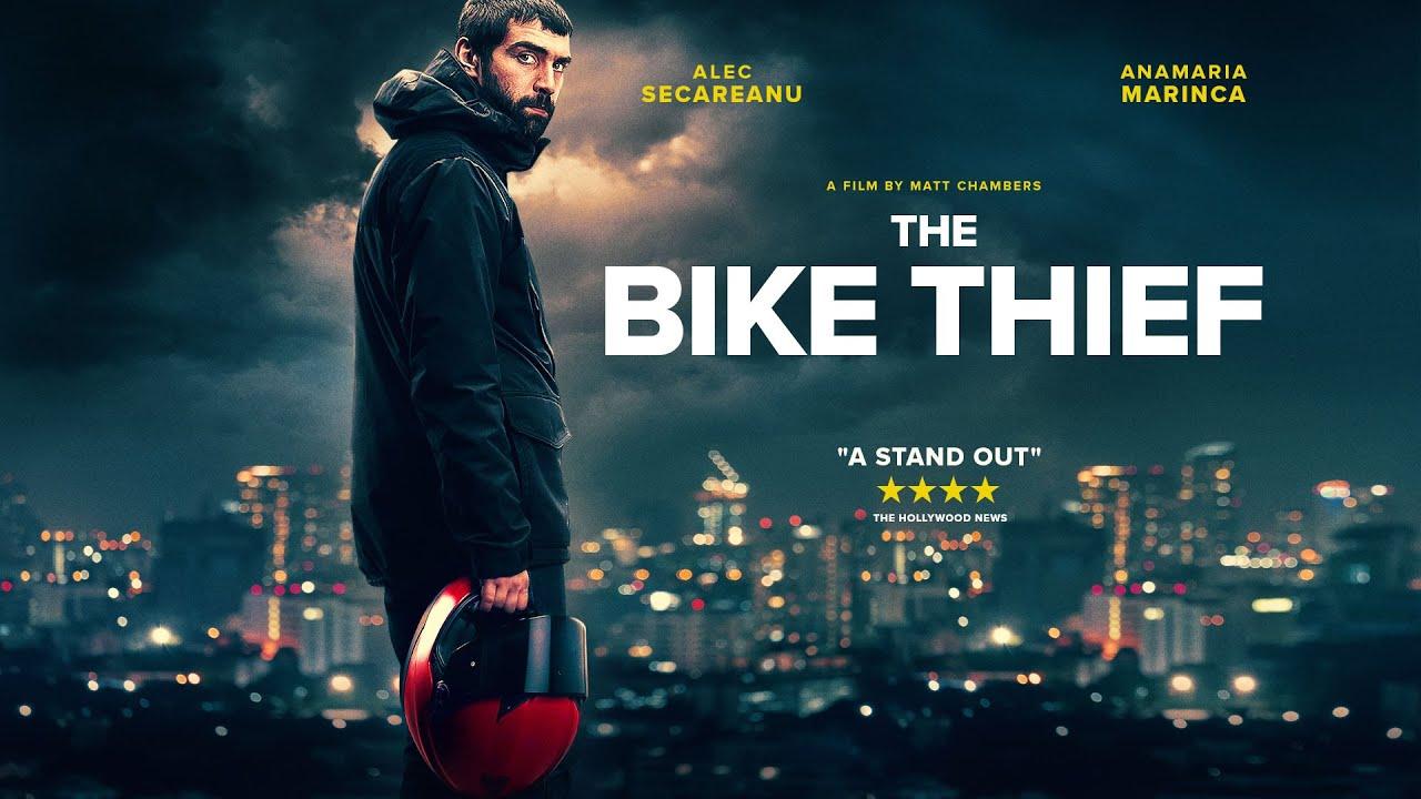 Trailer of the Day: The Bike Thief (2021) by Matt Chambers