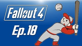 Delirious plays Fallout 4! Ep. 18 (DEATHCLAW EGG!!!) Baseball Outfit!