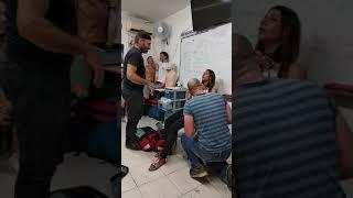 תרחיש קוצר נשימה-פדיקר המרכז הישראלי להדרכה רפואית