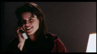 Scream - Screen Test - Neve Campbell