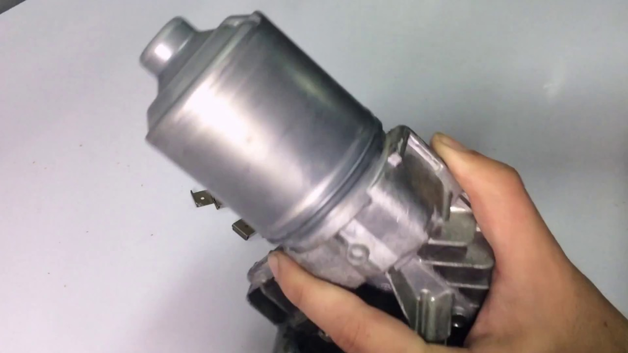 Wiper Motor Audi A3 Welldonehid Com Youtube