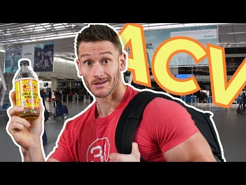 Apple Cider Vinegar | Best Reasons To Never Travel Without It