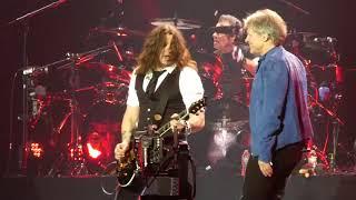 """Bad Medicine"" Bon Jovi@Prudential Center Newark, NJ 4/7/18"