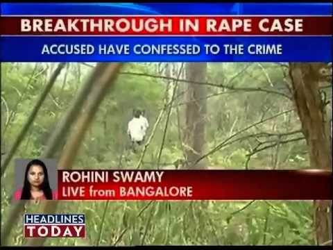 Five arrested in Law student's rape case in Bangalore