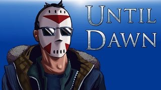 Until Dawn - episode 8! (Hunted by a MONSTER!!!!) Don