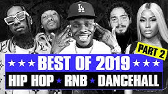 🔥 Hot Right Now - Best of 2019 (Part 2) | R&B Hip Hop Rap Dancehall Songs |New Year 2020 Mix