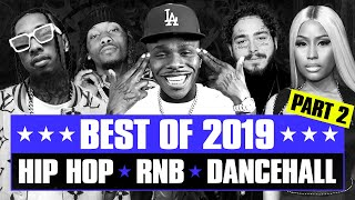 Baixar 🔥 Hot Right Now - Best of 2019 (Part 2) | R&B Hip Hop Rap Dancehall Songs | New Year 2020 Mix
