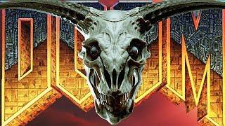 Doom Eternal - The Doom Slayer vs The Icon Of Sin