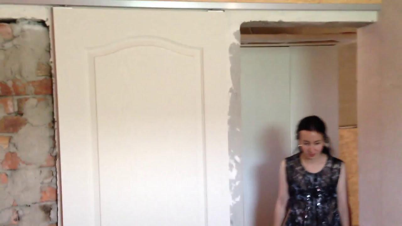 Как поставить межкомнатную дверь своими руками фото 859