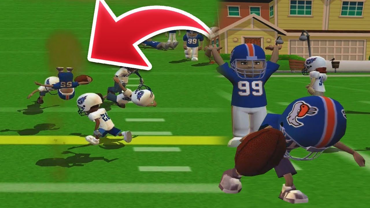 Backyard Football: The Best Football game of All-Time ...