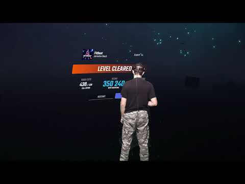 Download Beat Saber - FitBeat - Official Fitness Map (EXPERT Full Combo)