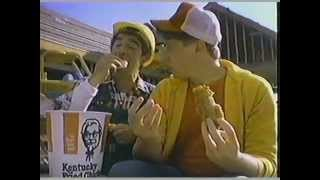 1983 Kentucky Fried Chicken Commercial