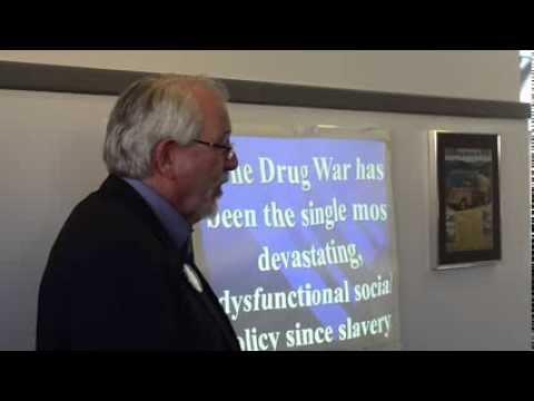 MUST SEE: Retired Undercover Drug Cop Explains the Drug War