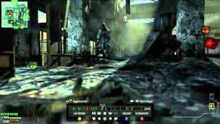Call of Duty MW 3 DOME STRIKER DOMINATION xbox 360 gameplay (Avermedia Game Capture HD) 1080i