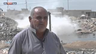 العراق.. أحياء تعاني من سوء الخدمات