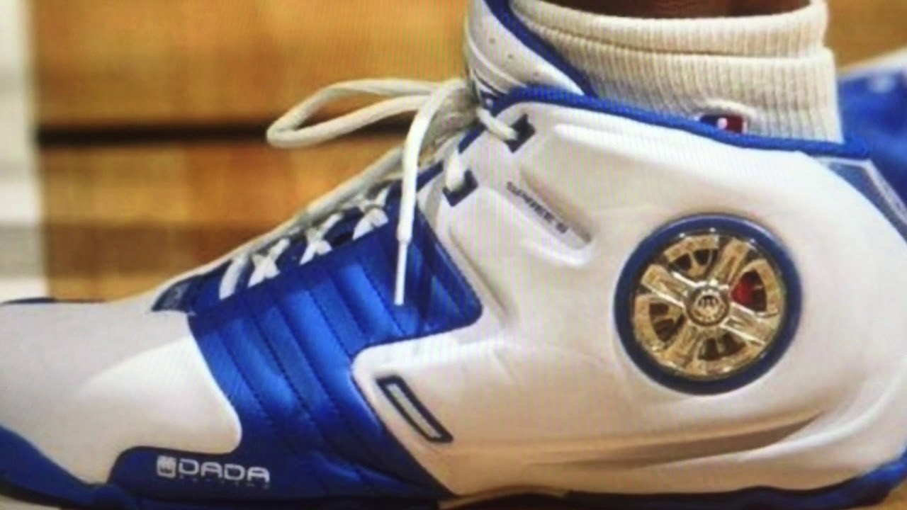 The Worst Basketball Shoe of All Time