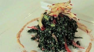 How To Make Kale Slaw