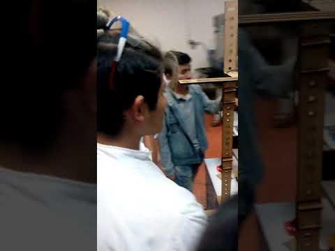 Experimentos - Ingeniería Mecatrónica Robotica