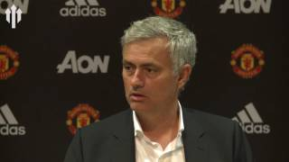 José Mourinho: My Call Made the Difference! | Man United 2-0 Southampton | PRESSER