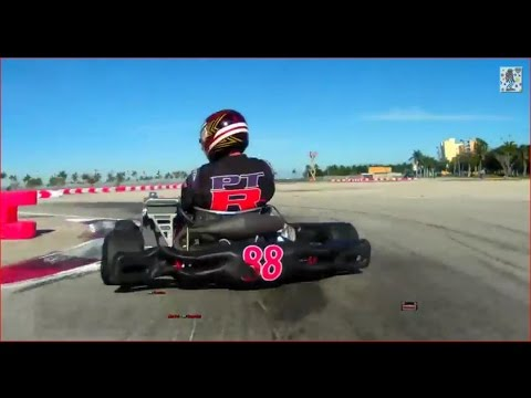 Homestead Miami Speedway Formula Open Shifter