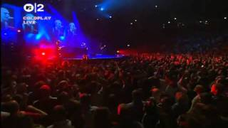 Coldplay - everything's not lost Manchester Arena 2002