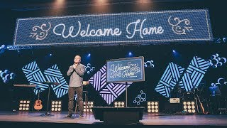 Welcome Home // Kevin Queen // Message Only // Cross Point Church