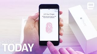 Apple wants you to call the police with Touch ID | Engadget Today