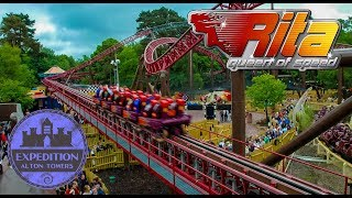 The History Of Rita The So Called Queen Of Speed  Expedition Alton Towers