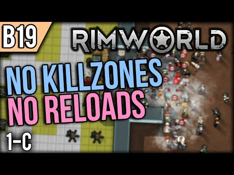 This Time For SURE! | Let's Play RimWorld Gameplay Beta 19 Ep 1-C (No Mods)