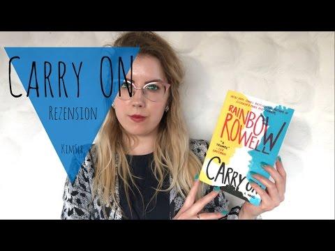 [Rezension] Carry On - Rainbow Rowell | KimSlr