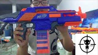 [REVIEW] รีวิวปืนเนิร์ฟ Nerf Rapidstrike CS-18