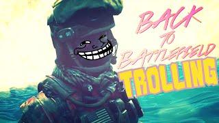 BF4 - Back To Battlefield Trolling!