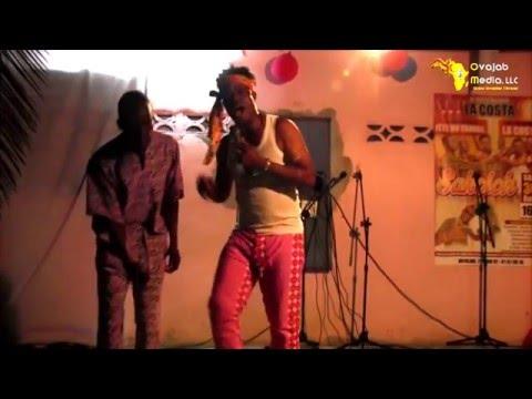 Spectacle de Sakoloh a Abidjan le 30 avril 2016