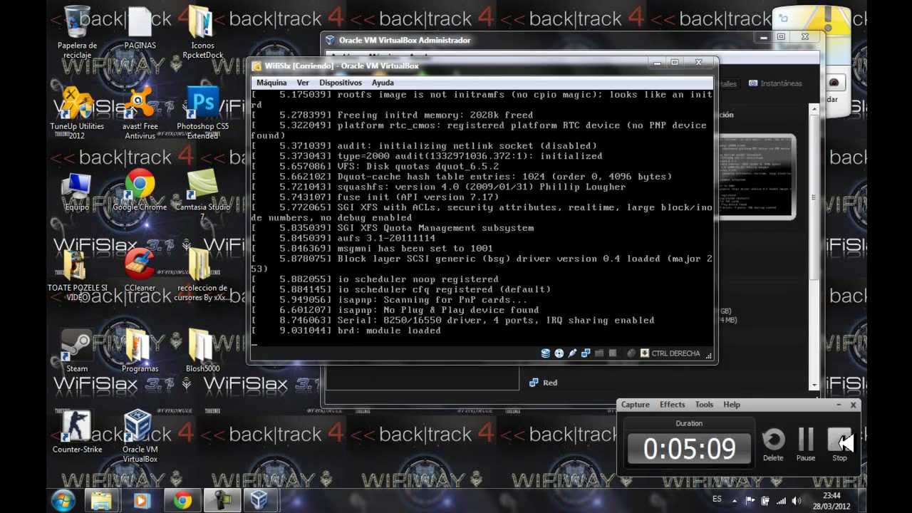 wifiway pour windows 7