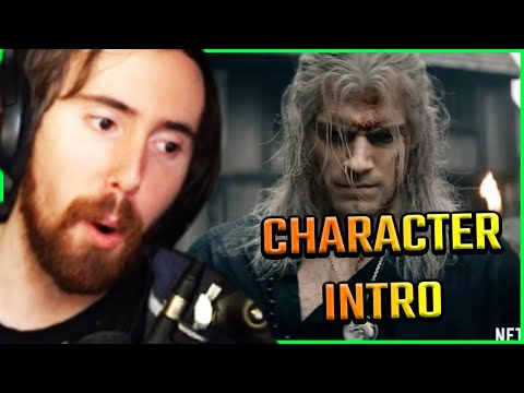 Asmongold's Introduction to The Witcher Characters From The Upcoming Netflix Series