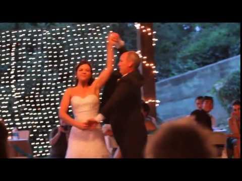 Elegant Waltz: Father/Daughter Dance to