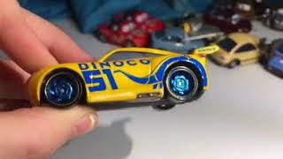 Disney Pixar Cars 3 dinoco Cruz Ramirez review